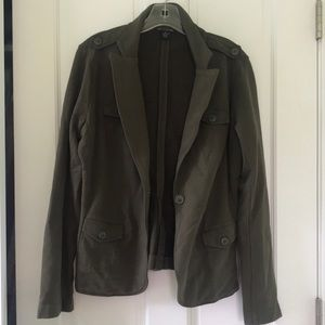 Army Green Lucky Brand Jacket